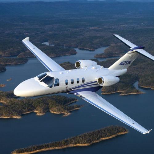 Citation M2 Jet Charter
