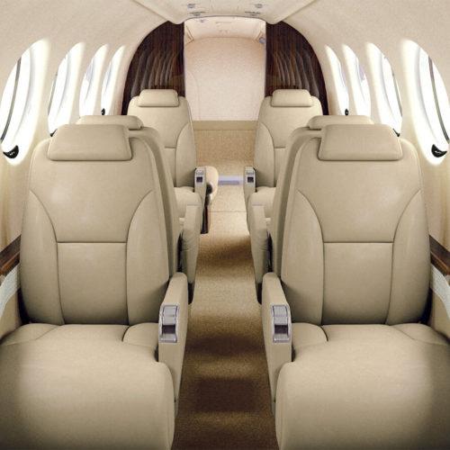 King Air 350 Charter